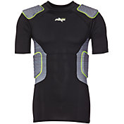 Riddell Adult Power Amp 5-Pad Compression Shirt