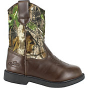 Realtree Outfitters Kids' Dustin Jr. Western Boots