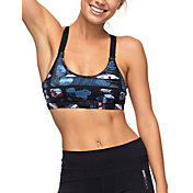Roxy Women's Lhassa Sand To Sea Sports Bra