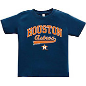 Soft As A Grape Infant Houston Astros Navy Shirt