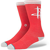 Stance Houston Rockets Jersey Crew Socks