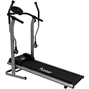 Sunny Health & Fitness Cross Train Magnetic Treadmill