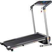 Sunny Health & Fitness Space Saving Folding Treadmill