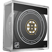 Sher-Wood Boston Bruins 100th Anniversary Puck