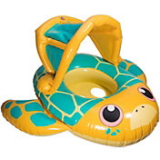 SwimWays Baby Boat Sun Canopy Pool Float