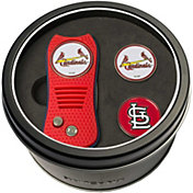 Team Golf St. Louis Cardinals Switchfix Divot Tool and Ball Markers Set