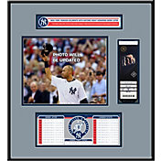 New York Yankees Derek Jeter Jersey Retirement Ticket Frame Jr.
