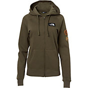 The North Face Women's LFC Patches Full Zip Hoodie
