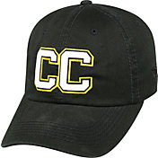 Top of the World Men's Colorado College Tigers Black Crew Adjustable Hat