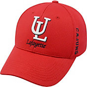 Top of the World Men's Louisiana-Lafayette Ragin' Cajuns Red Booster Plus 1Fit Flex Hat
