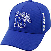 Top of the World Men's Memphis Tigers Blue Booster Plus 1Fit Flex Hat