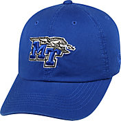 Top of the World Men's Middle Tennessee State Blue Raiders Blue Crew Adjustable Hat