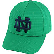 Top of the World Men's Notre Dame Fighting Irish Green Booster Plus 1Fit Flex Hat