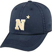 Top of the World Men's Navy Midshipmen Navy Crew Adjustable Hat