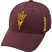 Top of the World Men's Arizona State Sun Devils Maroon Booster Plus 1Fit Flex Hat