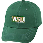 Top of the World Men's Wright State Raiders Green Crew Adjustable Hat
