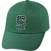 Top of the World Women's Michigan State Spartans Green Radiant Adjustable Hat