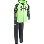 Under Armour Little Boys' Digital City Hoodie and Pants Track Set