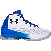 Under Armour Kids' Grade School Longshot Basketball Shoes
