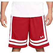Under Armour Men's Baseline Basketball 10'' Shorts