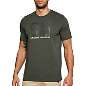 Under Armour Men's Boxed Sportstyle T-Shirt