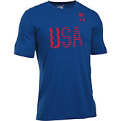 Under Armour Men's USA Flag Graphic T-Shirt