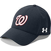 Under Armour Men's Washington Nationals Driver Adjustable Hat