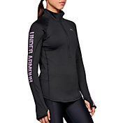 Under Armour Women's ColdGear Armour ½ Zip Long Sleeve Shirt