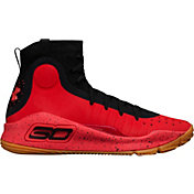 Under Armour Kids' Grade School Curry 4 Basketball Shoes