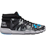 Under Armour Kids' Grade School X Level Destroyer Camo Running Shoes