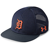 Under Armour Youth Detroit Tigers Twist Knit Adjustable Snapback Hat