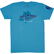 Salt Water Soul Men's Addicted T-Shirt