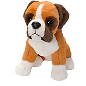 Wild Republic Cuddlekin Sitting Boxer Stuffed Animal