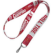 WinCraft 2017 National Champions Alabama Crimson Tide Lanyard