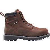 Wolverine Men's Floorhand Waterproof Steel Toe Work Boots