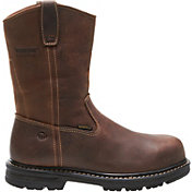 Wolverine Men's Nolan 10'' Wellington Composite Toe Work Boots