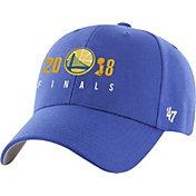 '47 Men's 2018 NBA Finals Golden State Warriors MVP Adjustable Hat
