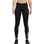 adidas Women's Outline Logo Tights