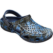 Crocs Men's Swiftwater Kryptek Neptune Clogs