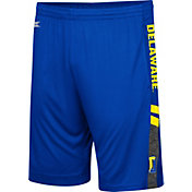 Colosseum Men's Delaware Fightin' Blue Hens Blue Perfect Season Shorts