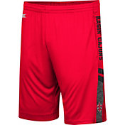 Colosseum Men's Louisiana-Lafayette Ragin' Cajuns Red Perfect Season Shorts