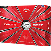 Callaway 2018 Chrome Soft Golf Balls