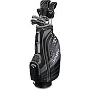 Callaway Women's 2018 Solaire 11-Piece Complete Set – (Graphite) – Black