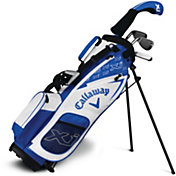 "Callaway Junior XJ1 4-Piece Complete Set – White – (Height 38"" - 46"")"