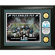 Highland Mint Super Bowl LII Champions Philadelphia Eagles Celebration Bronze Coin Photo Mint