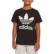 adidas Originals Boys' Trefoil Tee