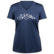 Louis Garneau Women's Coffee Ride Cycling T-Shirt