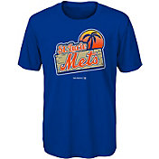 Majestic Youth St. Lucie Mets Royal T-Shirt
