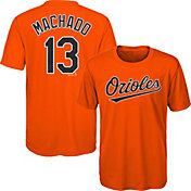 Majestic Youth Baltimore Orioles Manny Machado #13 Performance T-Shirt