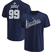 Majestic Youth 2018 American League Aaron Judge Home Run Derby T-Shirt